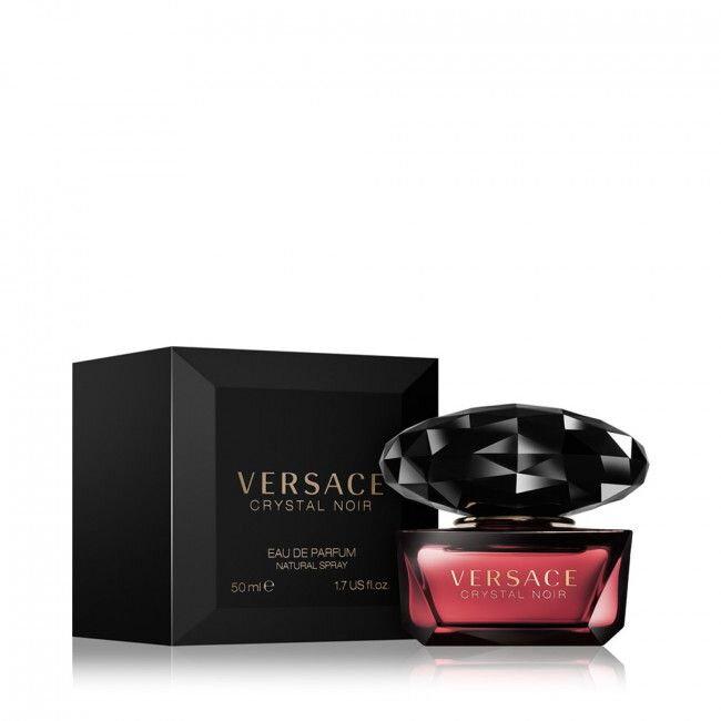 Toilette Eau Versace De Ml Women Noir 50 Crystal pSUMGzLVq