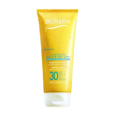 BIOTHERM Fluide Solaire Wet or Dry Skin SPF 30  200ml Women (S)