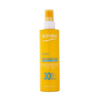 BIOTHERM Spray Solaire Lacté LSF 30 BodyLotionSpray 200ml Women