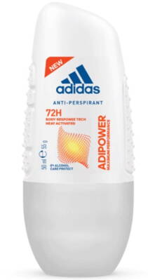 Adidas AdiPower Anti-Perspirant 72H dámsky Roll-On   50ml